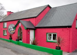 Kitty Kelly's Restaurant Donegal