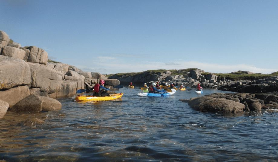 Slieve League Kayaking