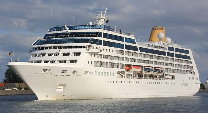 Killybegs Tourism And Visitor Information POCarnival Fleet - Adonia cruise ship
