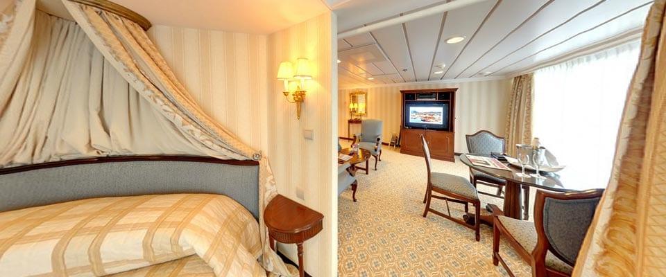 MS Adonia Penthouse Suite