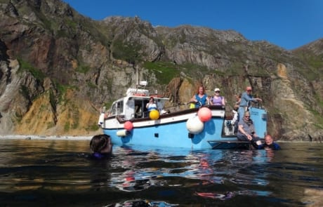Sliabh Liag Boat Trips Donegal